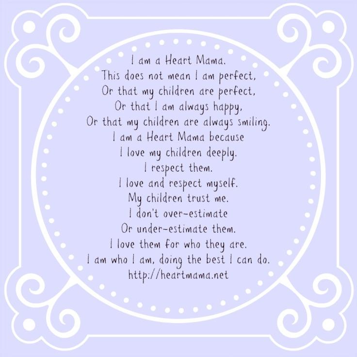 I am a Heart Mama