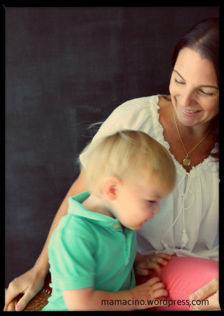 mama and Leo