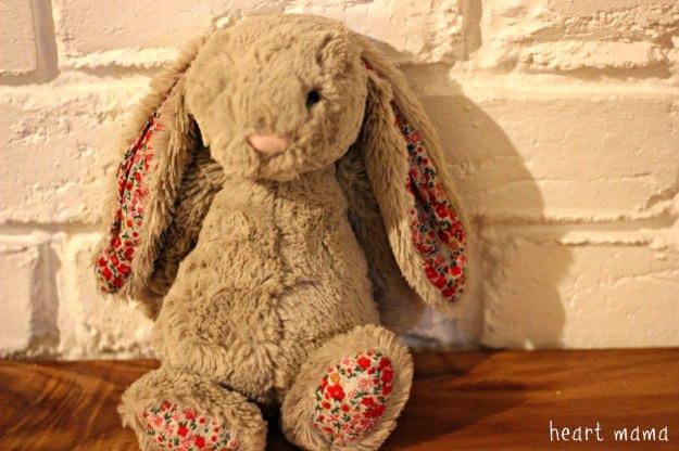 Elki's velveteen rabbit