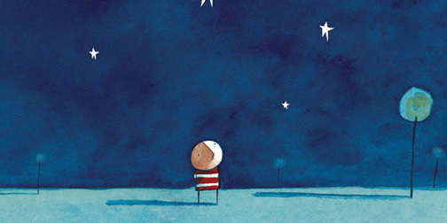 How to Catch a Star. Oliver Jeffers.