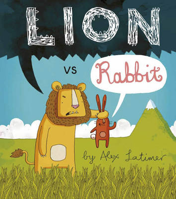 Lion vs Rabbit, Alex Latimer